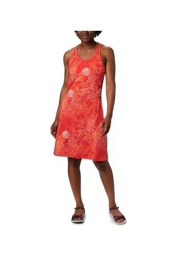 Columbia Elbise Oranj